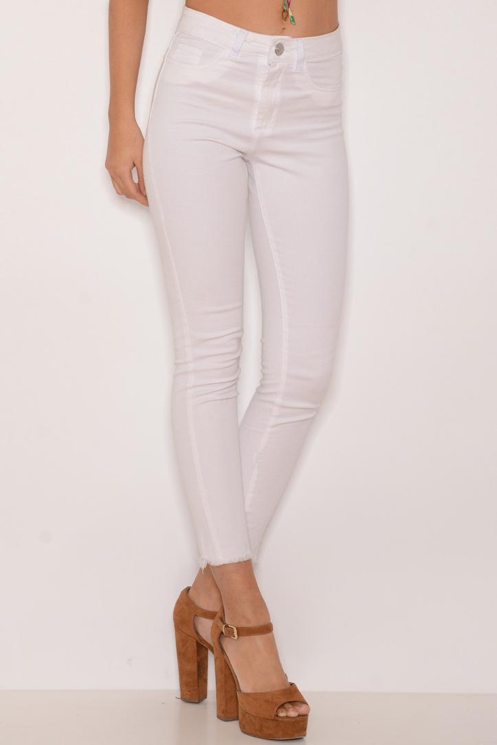 Pantalon Gabardina Elastizada 8fd6a10b8c13